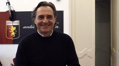 Genoa, Prandelli si presenta: