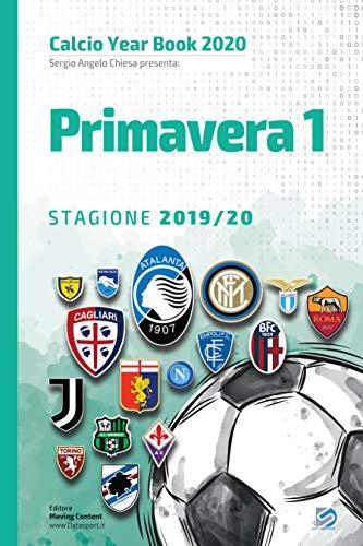 Year Book DataSport: tutto il calcio in cifre - Primavera 1 2019-2020