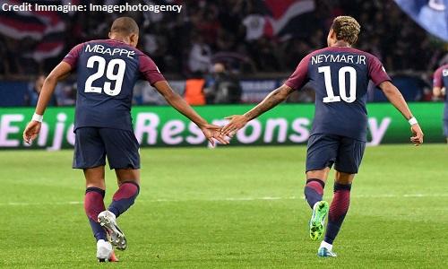 PSG, doppia tegola in Nazionale: si fermano Neymar e Mbappé