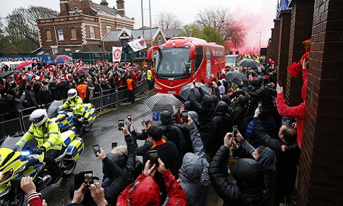 Scontri Liverpool-Roma, ecco l'iniziativa dei Reds