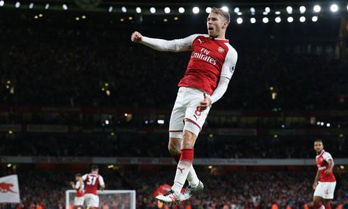 Juventus, occhi su Ramsey per gennaio