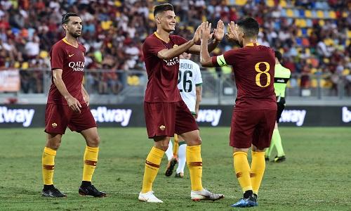 Roma, Schick fa il Totti e scalpita per l'Udinese