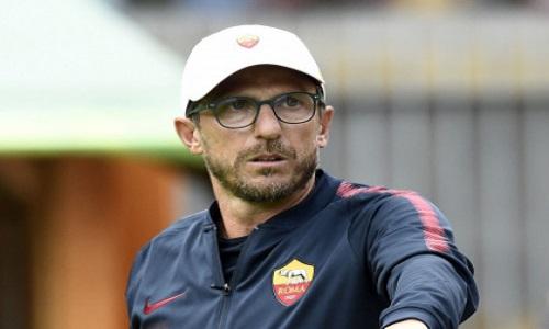 """Roma, Di Francesco: """"Voglio una squadra determinata"""""""