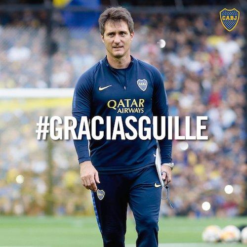 Boca Juniors, Schelotto lascia. Il presidente: