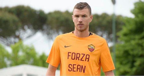 La Roma dona 150mila euro a Sean Cox, Pallotta:
