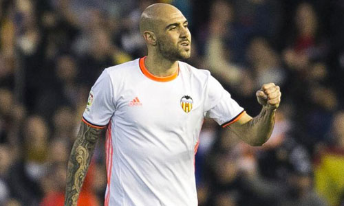 Valencia, Zaza fuori dal progetto: il Milan pronto all'attacco