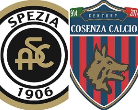 Serie B, la presentazione di Spezia-Cosenza