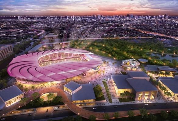"""Sundas in Florida per chiudere una consulenza sul nuovo stadio """"Inter Miami"""""""