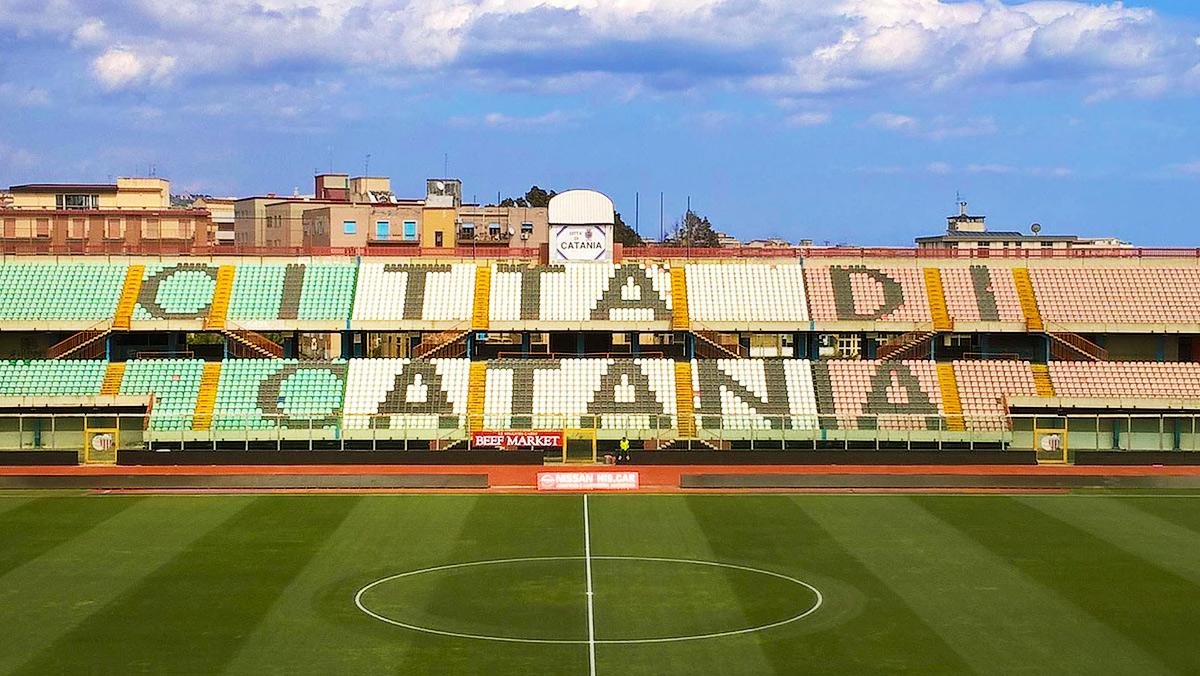 Sarà Catania-Foggia il primo turno di playoff