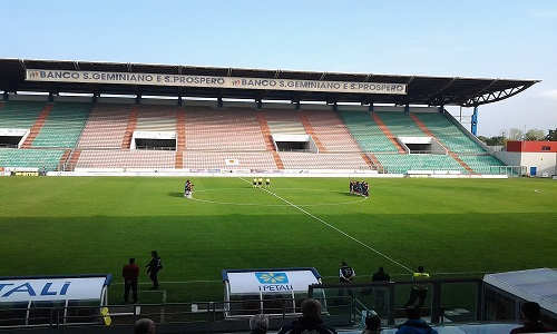 Serie C, Reggiana-Fermana 0-0: risultato, cronaca e highlights. Live