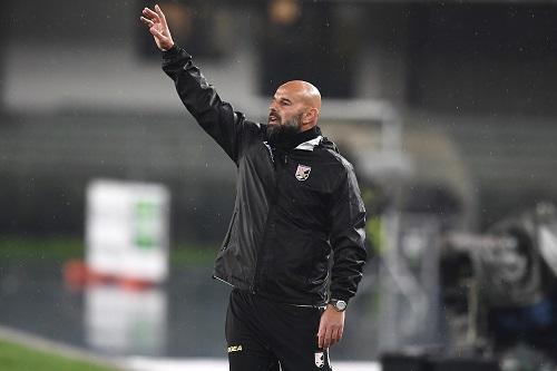 Serie B - Presentazione di Palermo - Lecce