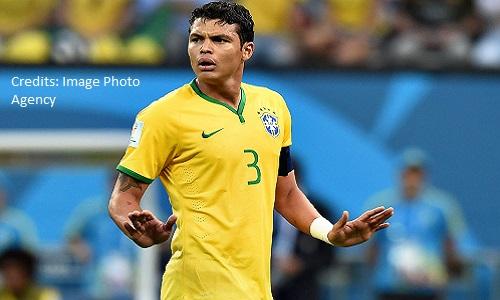 PSG, svaligiata la casa di Thiago Silva: colpo da oltre il milione di euro