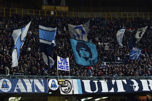 Scontri Inter-Napoli, muore un tifoso