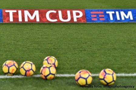 Coppa Italia, il programma degli ottavi di finale: Juventus e Milan in campo di sabato