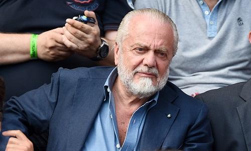 Napoli, De Laurentiis non fa drammi: