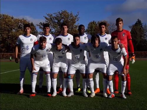 Qualificazioni Europei U19, Estonia-Italia 0-3
