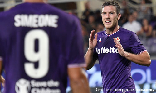 Coppa Italia: Fiorentina avanti