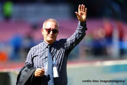 Serie B, Benevento: Vigorito lancia una frecciata al Frosinone