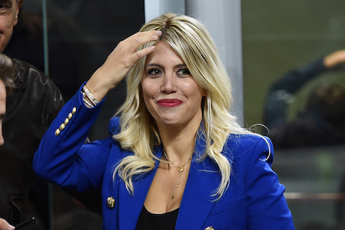Inter, Wanda e il rinnovo di Icardi: