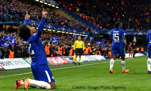 Premier League: Sarri fa tris contro l'Huddersfield, Fulham ko a sorpresa al debutto