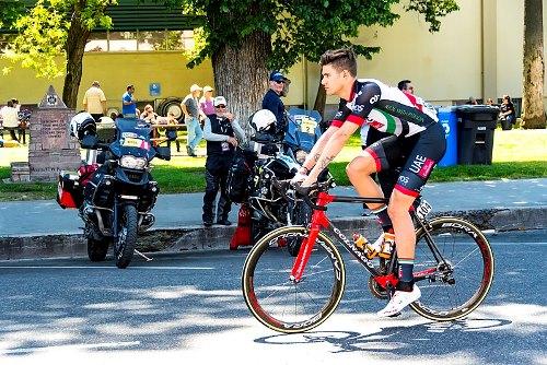 Ciclismo, campionati italiani a cronometro: Filippo Ganna è il più giovane vincitore