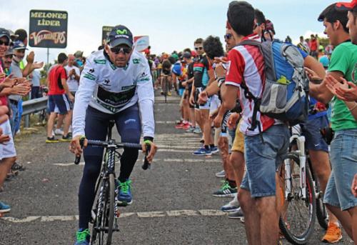 Vuelta con 13 italiani, a Valverde n.1