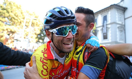 Ciclismo, Mondiali: trionfa Valverde
