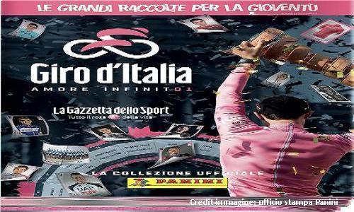 Giro d'Italia 2018: domani le prime otto figurine extra della collezione