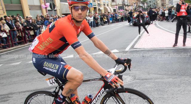 Caruso vince sull'Alpe Motta, Bernal ipoteca il Giro