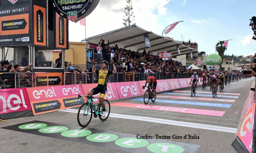 Ciclismo, Giro d'Italia: ecco dove si corre la sesta tappa e dove seguirla in TV