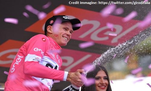 Ecco il Giro d'Italia 2019