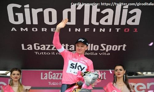Giro d'Italia 2018: vince Chris Froome