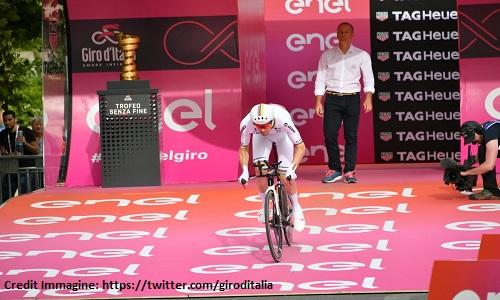 Giro d'Italia 2018, 1a tappa: subito Dumoulin, crono e maglia rosa