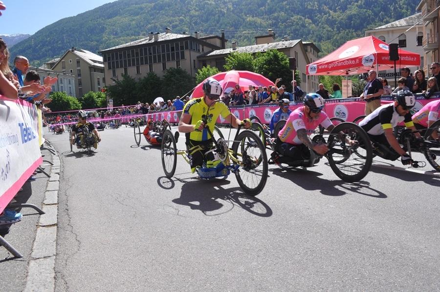 UFFICIALE - Rinviato il Giro Handbike