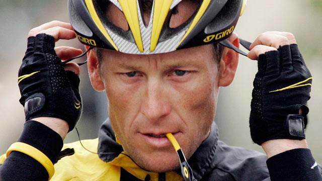 AUGURI - Lance Armstrong grande storia, ma senza lieto fine