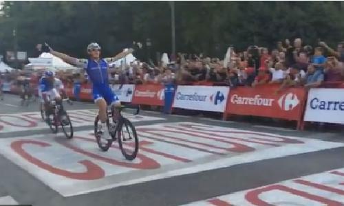 Mondiali di ciclismo: storico tris di Sagan