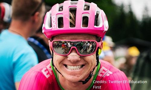 Vuelta 2018, 5a tappa: Simon Clarke regola la fuga, Molard è il nuovo leader