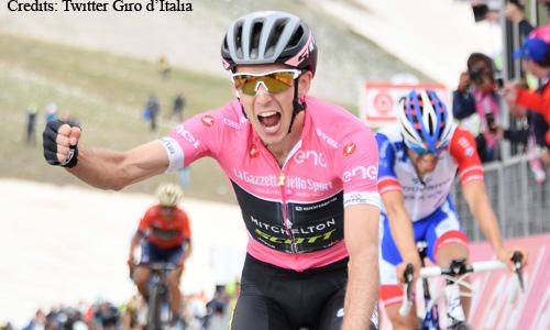 Vuelta, Pinot vince la tappa ma Yates vede il titolo