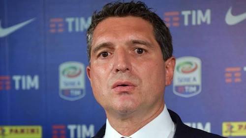 Lega Serie A, De Siervo nuovo amministratore delegato