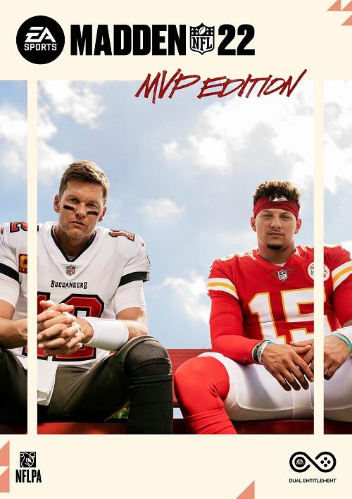 NFL - EA annuncia Madden NFL 22 con Brady e Mahomes