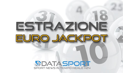 Estrazione Eurojackpot di venerdì 9 ottobre 2020
