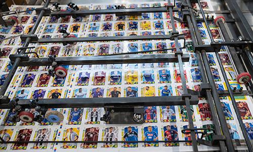Figurine Panini, ecco la collezione