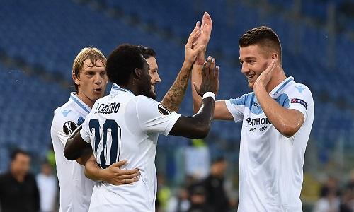 Europa League: la Lazio rischia, ma vince 2-1 con l'Apollon