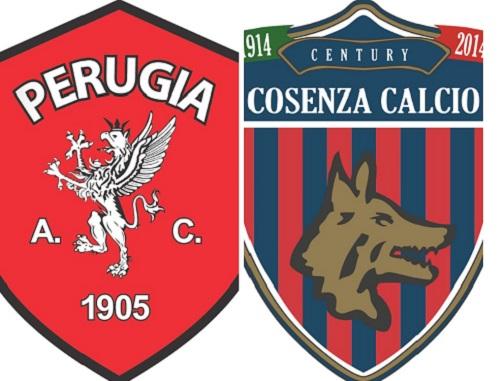 Serie B, la presentazione di Perugia-Cosenza
