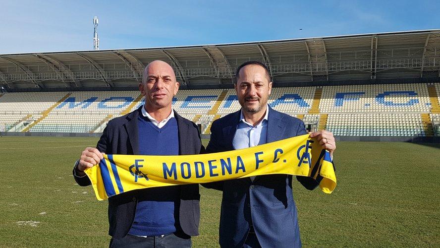 Serie D, Modena: esonerato Apolloni, c'è il ritorno di Bollini