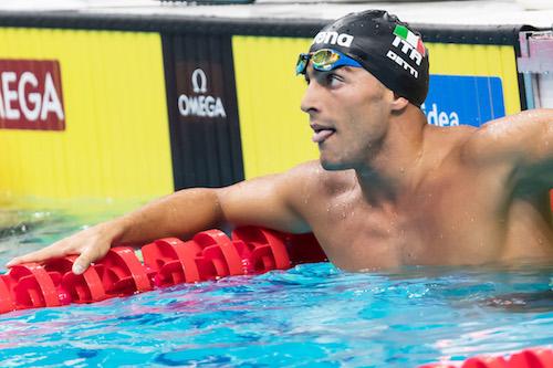 Nuoto, Mondiali vasca corta: Detti di bronzo, Pellegrini giù dal podio