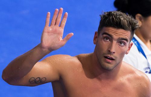 Nuoto, Gabriele Detti a Manuel Bortuzzo: