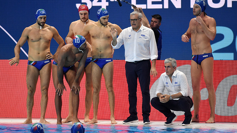 EuroBudapest Italia-Georgia 18-6. Settebello ai quarti