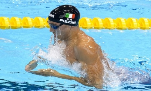Nuoto, Europei: doppio bronzo per Pizzini e la staffetta mista mista