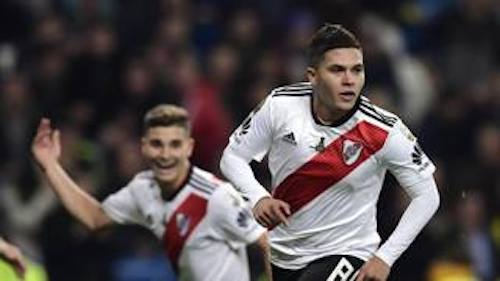 Copa Libertadores, River-Boca 3-1. Quintero fa suo il SuperClasico